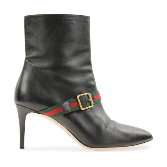 Preload https://img-static.tradesy.com/item/24358295/gucci-black-sylvie-ankle-bootsbooties-size-eu-395-approx-us-95-regular-m-b-0-1-540-540.jpg