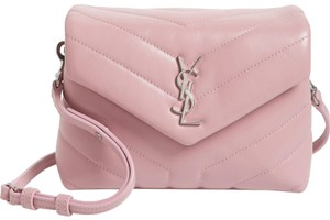 Saint Laurent Ysl Classic Monogram Lou Lou Toy Cross Body Bag