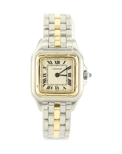 Preload https://img-static.tradesy.com/item/24358990/cartier-silver-panthere-112000r-watch-0-1-540-540.jpg