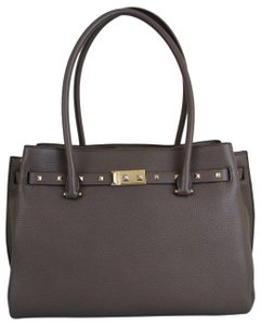 Michael Kors Tote in Truffle/Gold