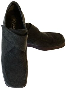 Aquatalia Grey Boots
