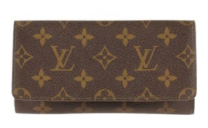 Louis Vuitton Monogram Flap Long