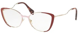 Miu Miu Women Cat Eye Eyeglasses
