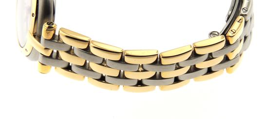 Cartier Mint Ladie Cartier Panthere Vendome Round 24m 3Row 18K Yellow Gold/SS Image 2