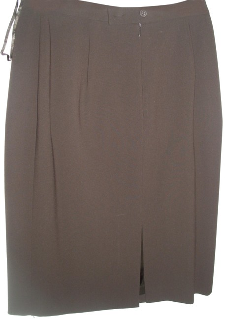 Preload https://img-static.tradesy.com/item/24359590/long-milk-chocolate-brown-pencil-lined-york-platinum-skirt-size-6-s-28-0-1-650-650.jpg