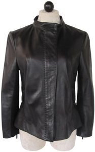 Piazza Sempione Leather Jacket