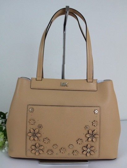 Michael Kors Tote in Butternut/Gold Image 3