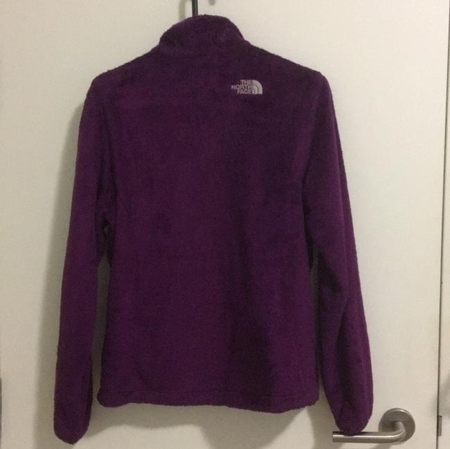 The North Face Purple Jacket Image 1