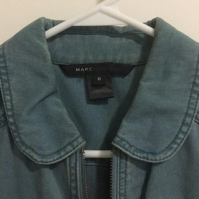Marc Jacobs Blue Green Jacket Image 3