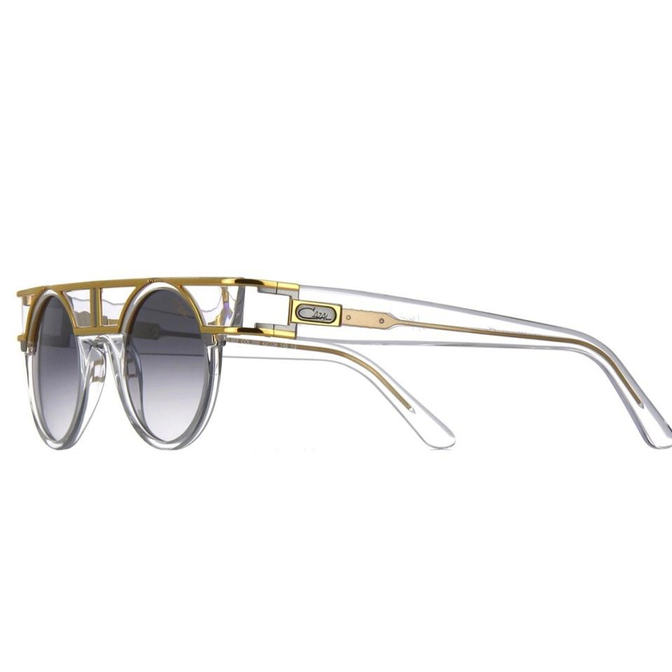 d59e3e5e6417 Cazal Clear Legends 002 24k Gold Limited Edition Sunglasses - Tradesy