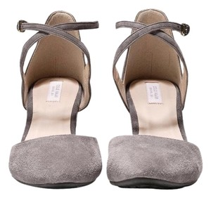 Cole Haan Gray Wedges