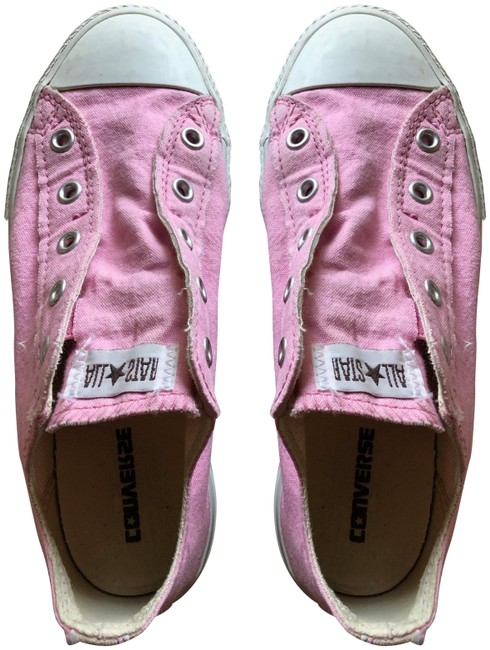 Item - Pink All-star Slip-on Sneakers Size US 5.5 Regular (M, B)