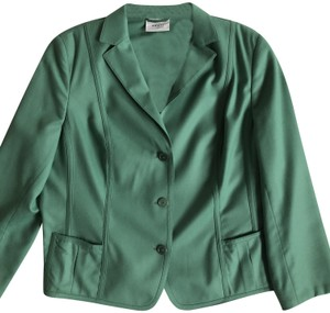 Akris Punto Wool Green Blazer