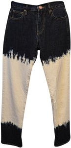 Isabel Marant Bleached Bleach Out Skinny Jeans-Acid