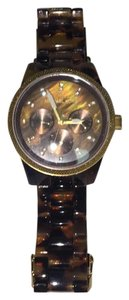 Michael Kors Jet Set Tortoise Shell Watch