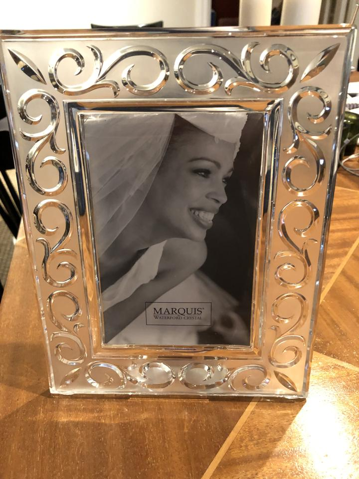 Waterford Crystal Marquis Arabesque Photo Frame Tradesy