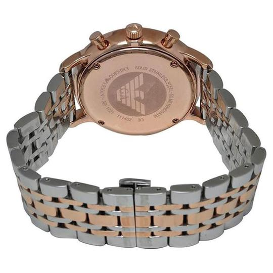 Emporio Armani ARMANI WATCHES AR1721 Rose gold-Tone & Stainless Steel Men Watch Image 1