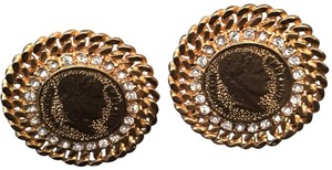 Other 14k gold Coin clip on Earrings