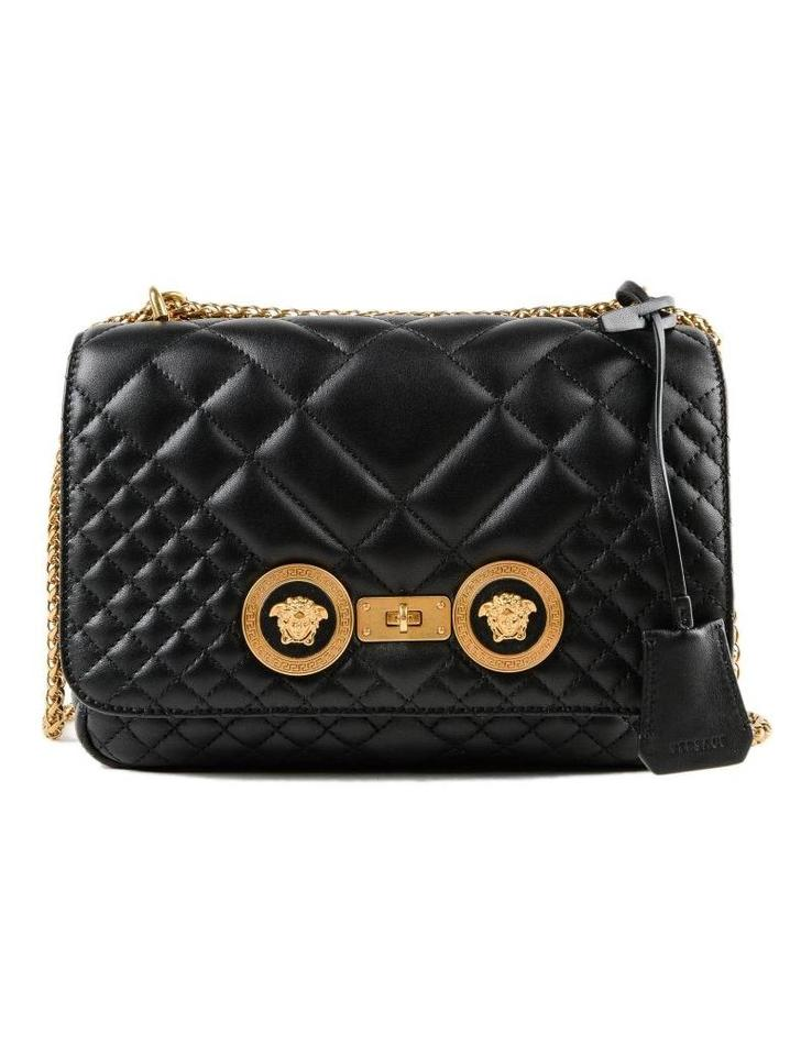 Versace Small Quilted Icon Shoulder Bag - Tradesy 7b0b072c58f03
