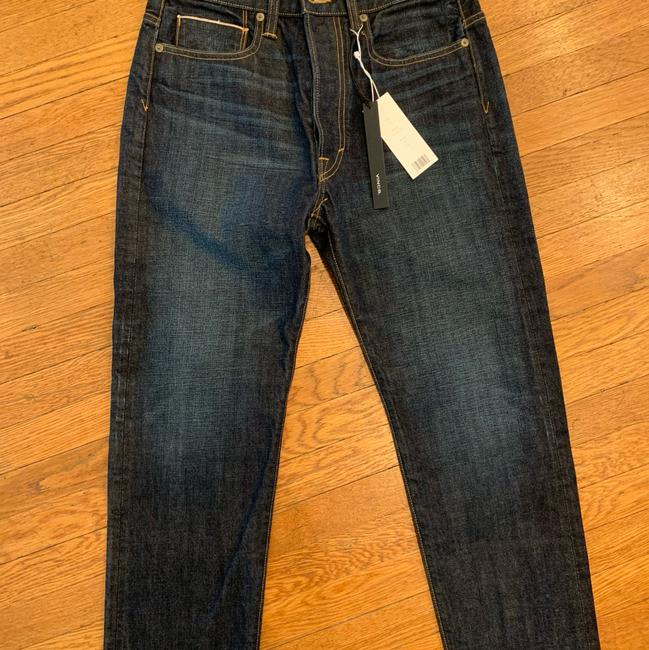 Vince Relaxed Fit Jeans-Dark Rinse Image 1