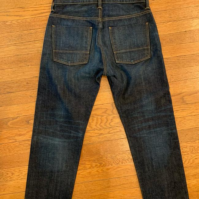 Vince Relaxed Fit Jeans-Dark Rinse Image 2