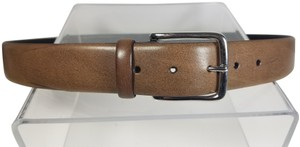Monte Rosso MENS BELT MONTE ROSSO brown leather