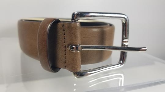 Monte Rosso MENS BELT MONTE ROSSO brown leather Image 2