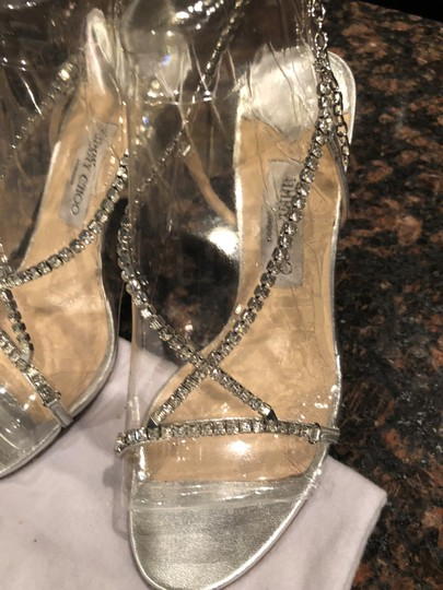 Jimmy Choo Silver Formal Image 1
