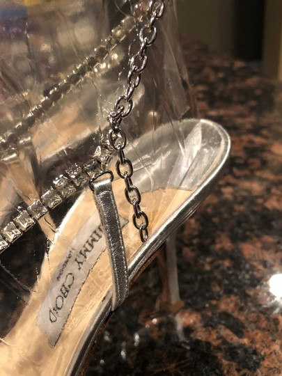 Jimmy Choo Silver Formal Image 2