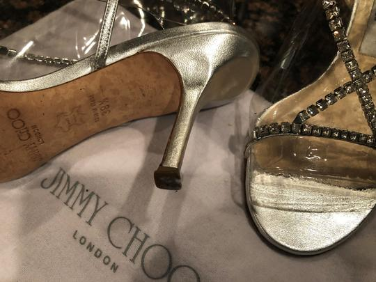 Jimmy Choo Silver Formal Image 5