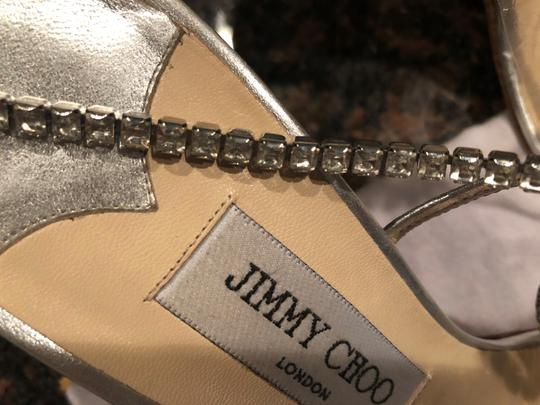 Jimmy Choo Silver Formal Image 6
