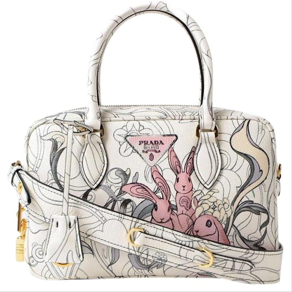 05b7408b1a4f Prada Bunny Limited Edition Bag. This Is The Large One. Comes with ...
