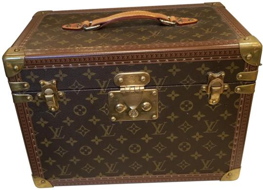 Preload https://img-static.tradesy.com/item/24362269/louis-vuitton-cosmetic-small-box-could-be-used-for-jewelry-brown-monogram-wood-covered-with-canvas-w-0-1-540-540.jpg