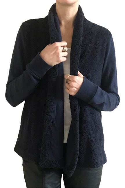 Preload https://img-static.tradesy.com/item/24362383/theory-navy-blue-fleece-like-warm-and-cardigan-size-4-s-0-1-650-650.jpg