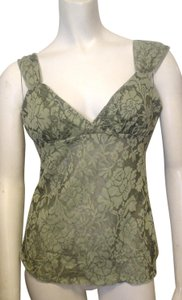 Takara Surplice Top Green