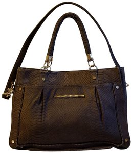 Elaine Turner Satchel in Brown