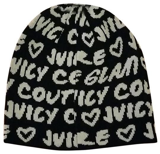 Preload https://img-static.tradesy.com/item/24362464/juicy-couture-black-and-white-beanie-hat-0-1-540-540.jpg