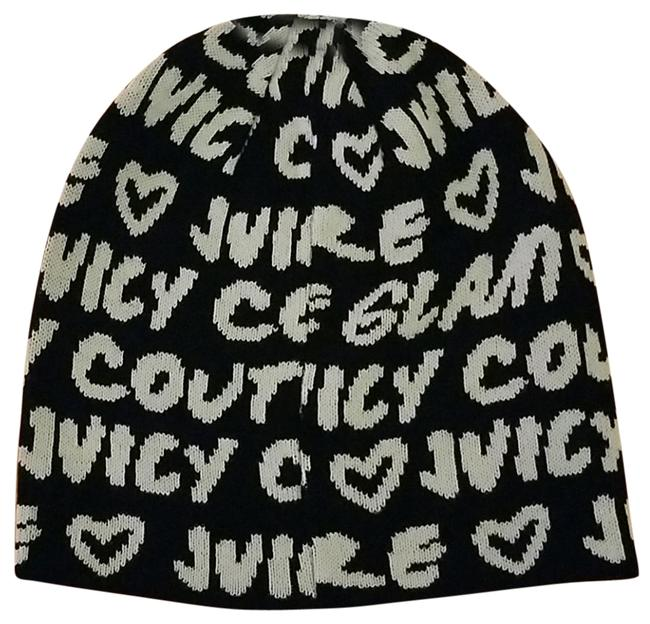 Item - Black and White Beanie Hat