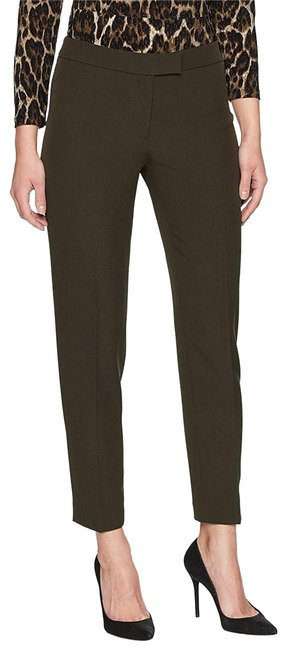 Preload https://img-static.tradesy.com/item/24362508/anne-klein-green-women-s-slim-leg-bowie-tyrol-pants-size-12-l-32-33-0-1-650-650.jpg