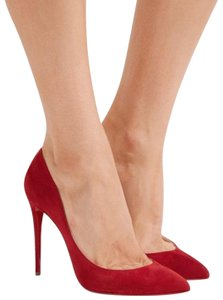 84fa11a0d89 Red Christian Louboutin Pumps - Up to 90% off at Tradesy