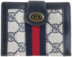 Gucci Gucci Vintage Web Wallet/Purse
