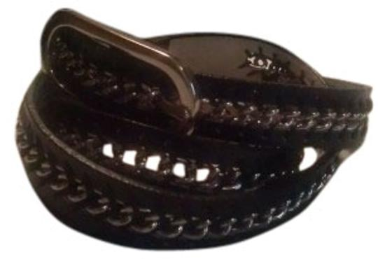 Preload https://item4.tradesy.com/images/style-and-co-black-and-silver-leather-belt-24363-0-1.jpg?width=440&height=440