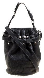 Alexander Wang Leather Hobo Bag