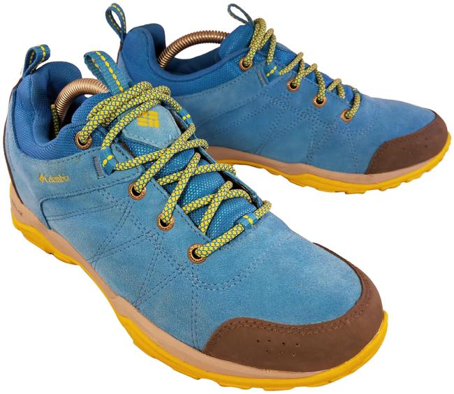 Item - Blue Mint Omni Grip Waterproof Woman Hiking Trailing Sneakers Size US 8 Regular (M, B)
