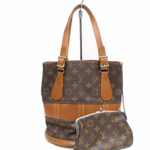 Louis Vuitton Bucket Backet Marais Noe French Co Tote in Brown
