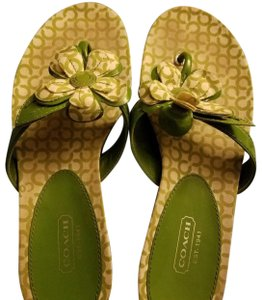 e68c69a7c Coach Sandals - Up to 70% off at Tradesy (Page 7)
