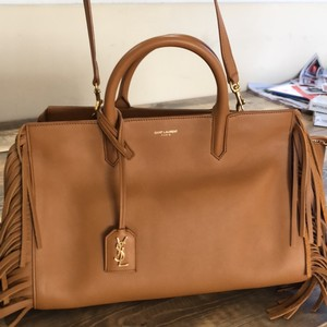 Saint Laurent Tote in Camel