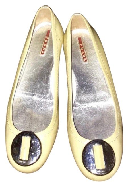 Item - Tan Ballet Flats Size EU 39 (Approx. US 9) Regular (M, B)