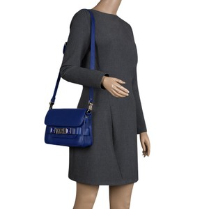 Proenza Schouler Leather Fabric Classic Shoulder Bag