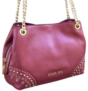 ccccb3277a Red Michael Kors Shoulder Bags - Up to 90% off at Tradesy